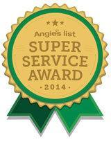 Loayes Contracting Angies list award